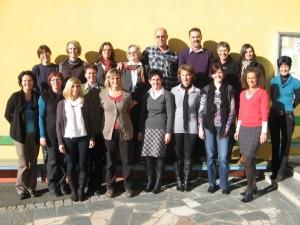 TeilnehmerInnen Ausbildung zum Präventionscoach der Gemeinde Mariahof